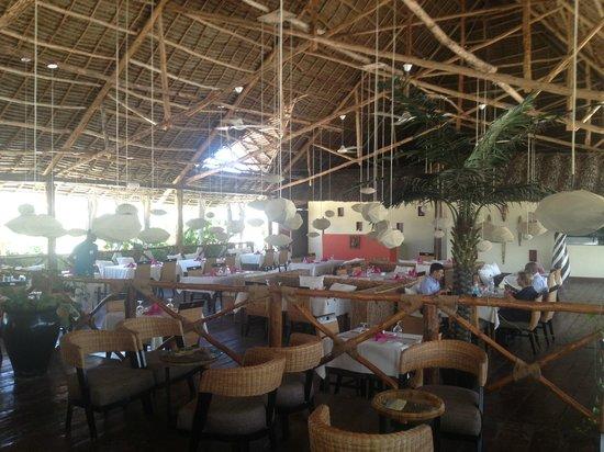Essence Restaurant: interno del ristorante
