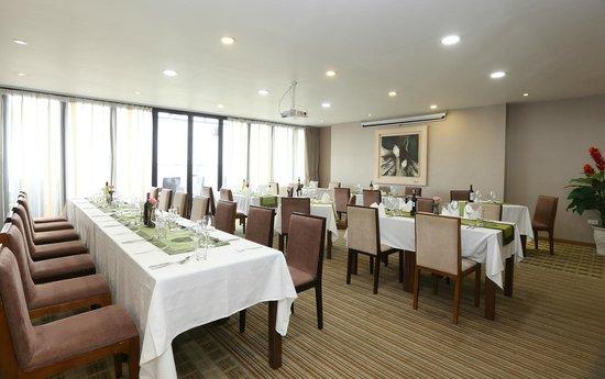 โรงแรมออเทนติค ฮานอย: Restaurant
