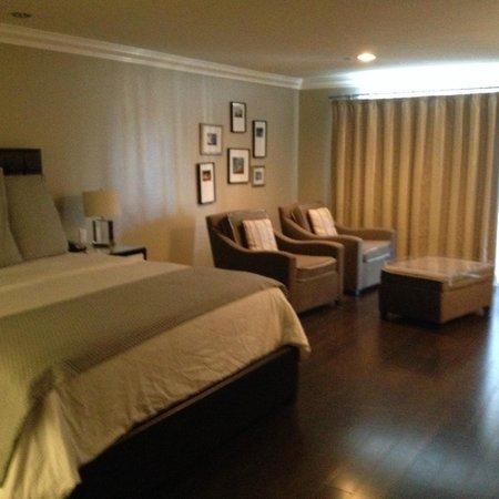 Hotel Metropole: SITTING AREA DIVINE