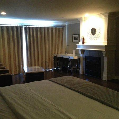 Hotel Metropole: GORGEOUS SITTING AREA