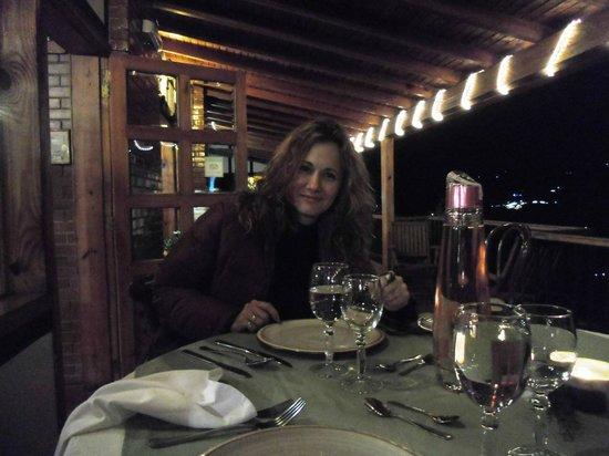 Cena en comedor terraza picture of posada - Comedor terraza ...