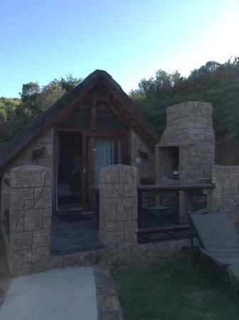 Nyaru Private Game Lodge: Chalet