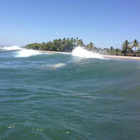 Lodge Ylang Ylang: plage