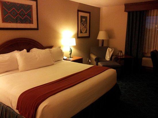 Holiday Inn Express Mesa Verde-Cortez: Hotel room