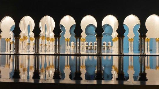 Mezquita Sheikh Zayed: worth a visit