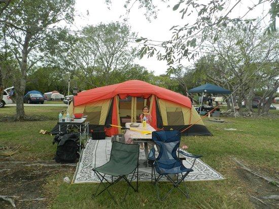 Sugarloaf Key / Key West KOA : KOA Sugar Loaf Key camp sight