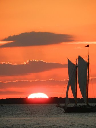 Sugarloaf Key / Key West KOA : Key West Fl sunset