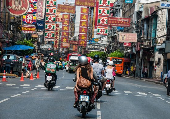 Best Of Bangkok Scooter Tour   Review Of Best Bangkok Private Tours Bangko