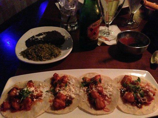 Mi Dia From Scratch : Shrimp Tacos
