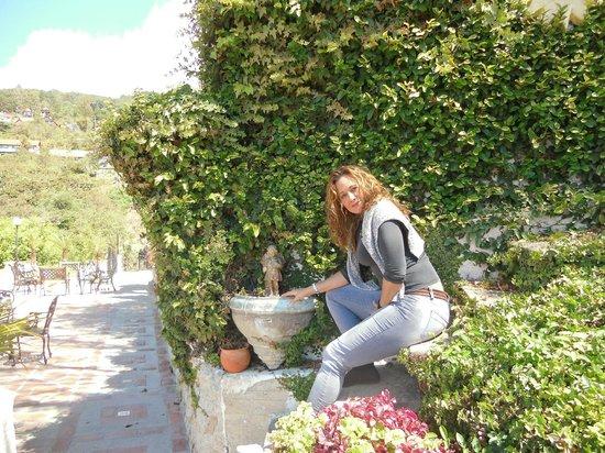 Desayuno en el balc n picture of posada don for Autoescuela colonia jardin