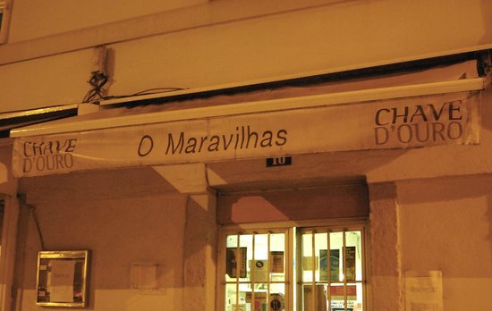 Restaurante O Maravilhas