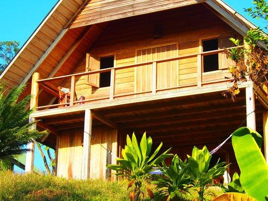Lodge Ylang Ylang: chambre