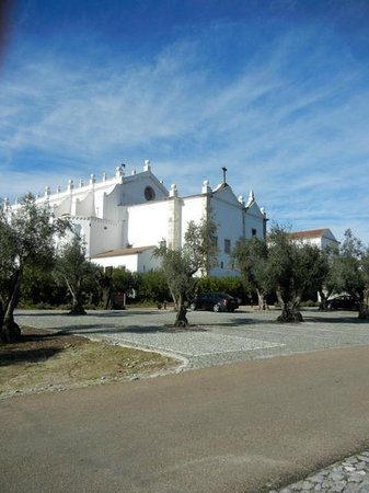 Convento do Espinheiro, A Luxury Collection Hotel & Spa: Exterior view of hotel and grounds