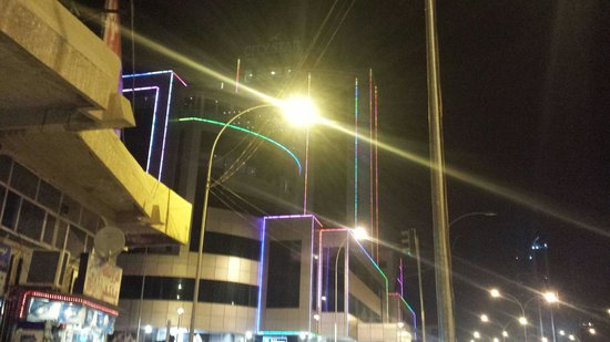Sulaymaniyah, Irak: city star mall of the outside
