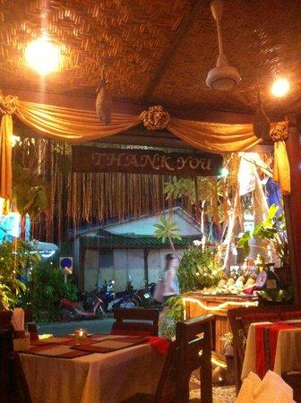 Sweet Dream Restaurant: cadre