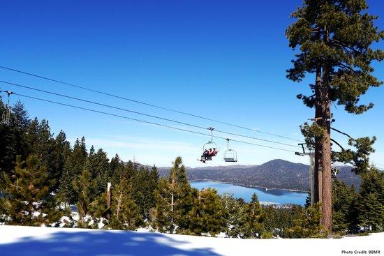 Big Bear Region, CA: Snow Summit Ski Resort