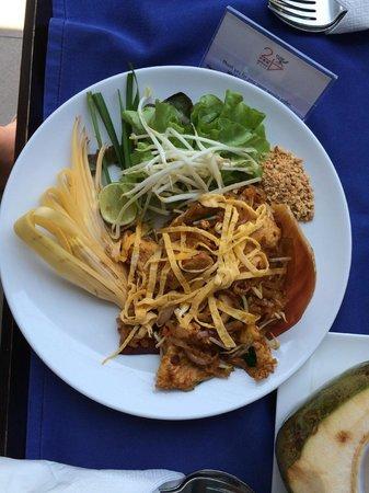 The KEE Resort & Spa : Very good food