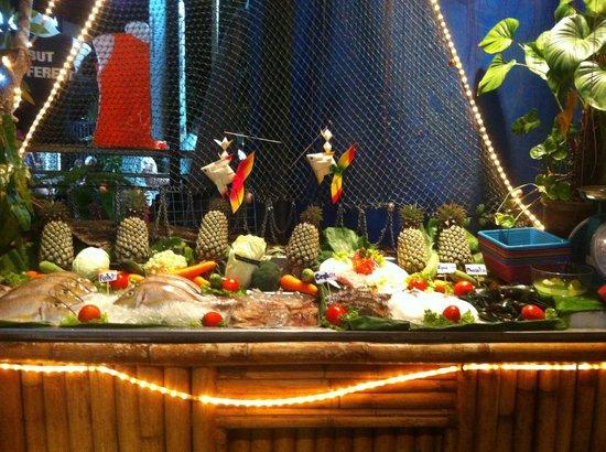 Sweet Dream Restaurant: devanture