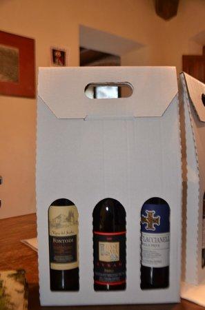 Fontodi Winery: С собой