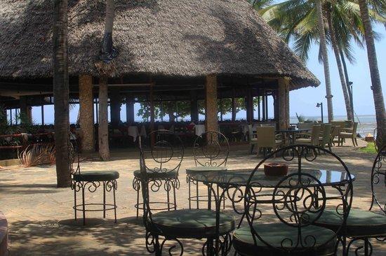 Severin Sea Lodge: Restaurantbereich
