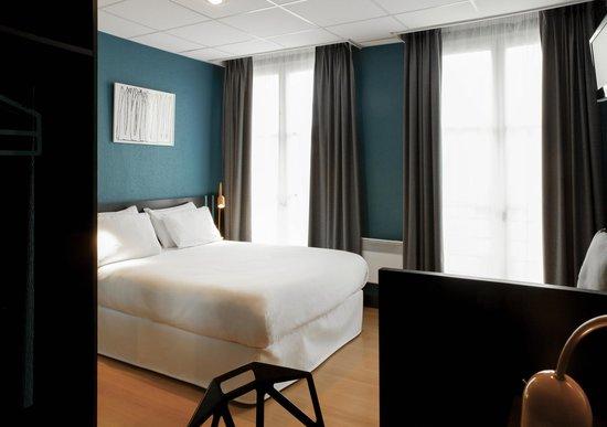 Hotel Daval : Chambre triple