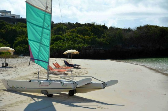Temple Point Resort : hotel-eigener Short-Beach
