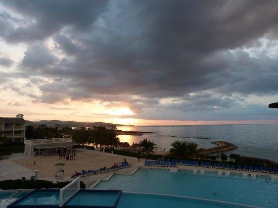 Grand Palladium Jamaica Resort & Spa: Los atardeceres más bellos..