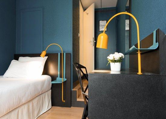 Hotel Daval : Chambre double