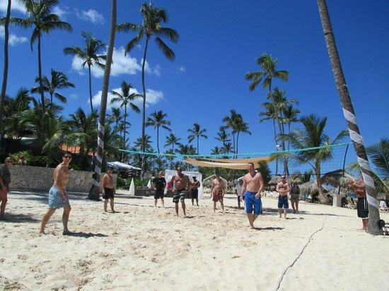 Majestic Elegance Punta Cana: volley