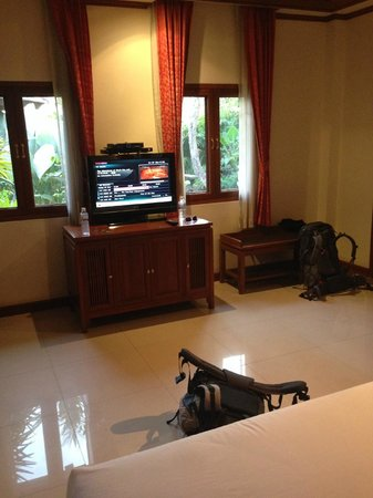 Oriental Siam Resort : Suite 5 before we moved to the honeymoon suite