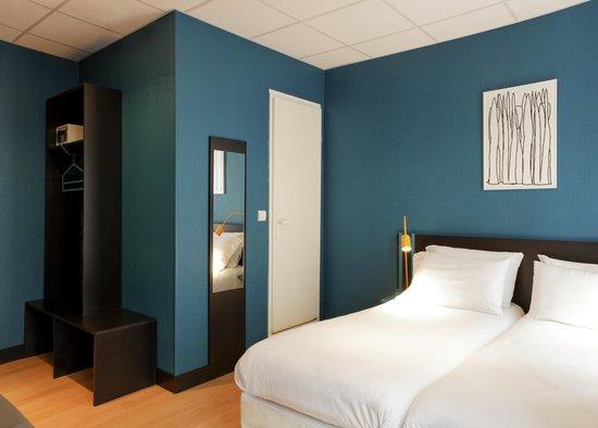 Hotel Daval : Chambre