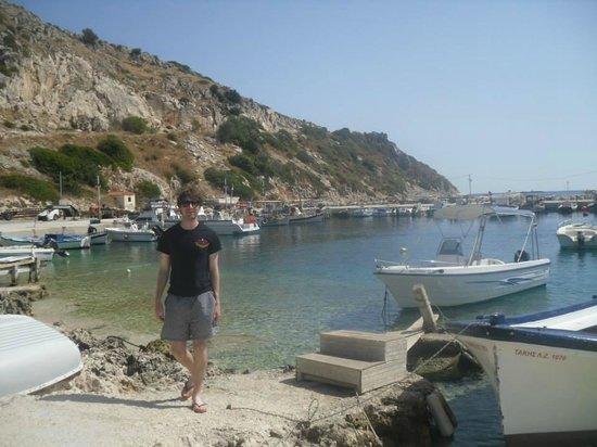 Levante Speedboat Excursions: Beachside restaurant