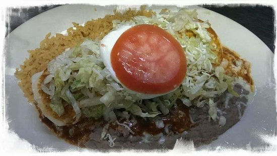 Los Palominos: burrito Camino
