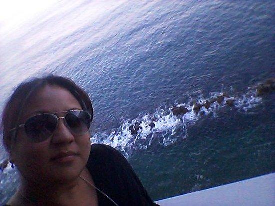 Costa Sur Resort & Spa: Mi vista desde la habitación
