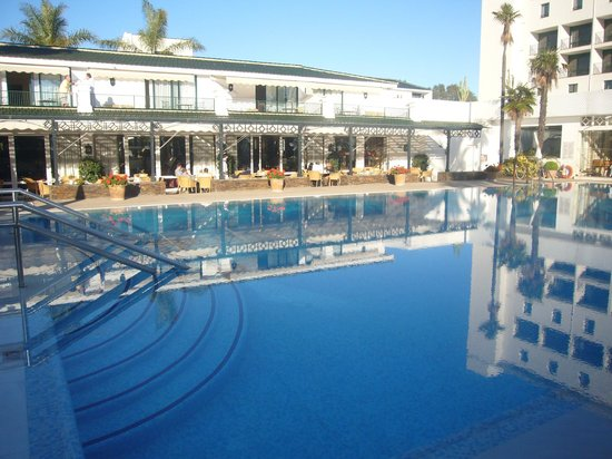 Los Monteros Spa & Golf Resort GL: Piscina
