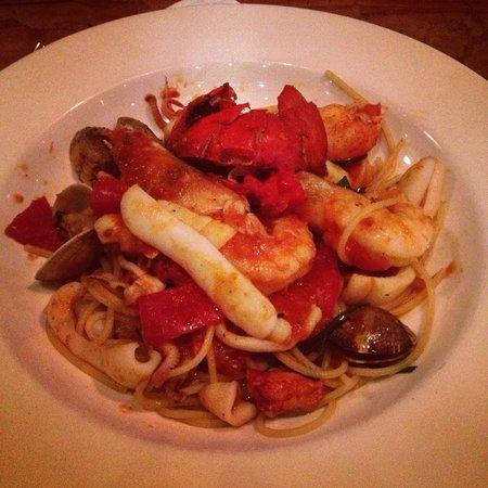 Carnevino : spaghetti frutti di mare