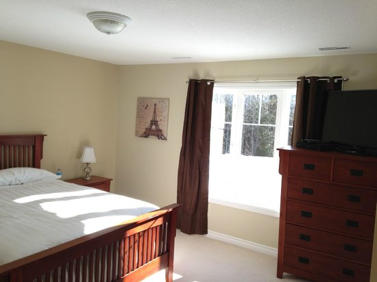 The Kitimat Guesthouse : my bedroom