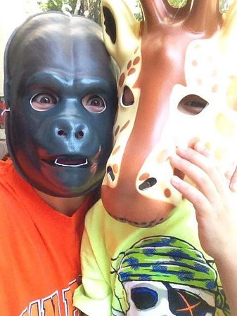 San Diego Zoo Safari Park : =)
