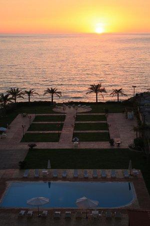 Aquarium Hotel & Resort: sea view