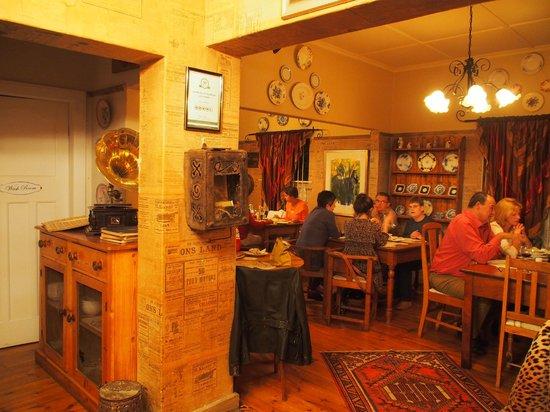 Thyme at Rosemary's Restaurant: main restaurant room