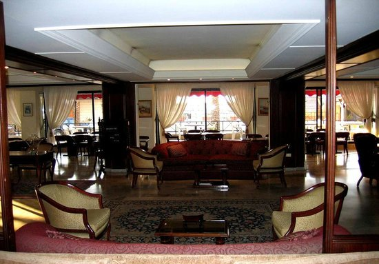 Aquarium Hotel & Resort: lobby
