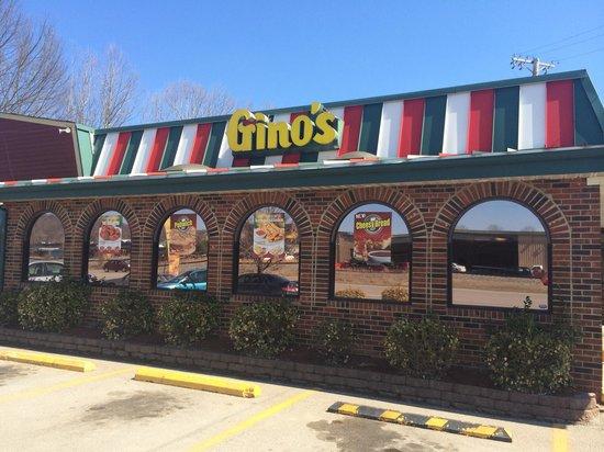 Gino's Pizza & Spaghetti House: Gino's Pizza