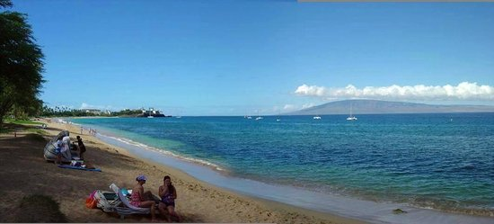 The Westin Kaanapali Ocean Resort Villas : View of Lanai