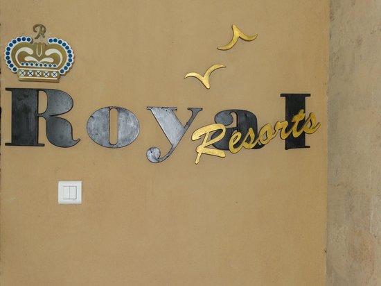 Royal Jimbaran: Royal Bali Beach Club: Entrance