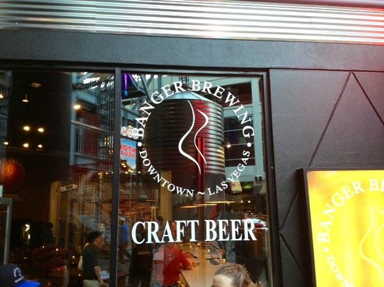 Photo of Nightclub Banger Brewing at 450 Fremont St Ste 135, Las Vegas, NV 89101, United States