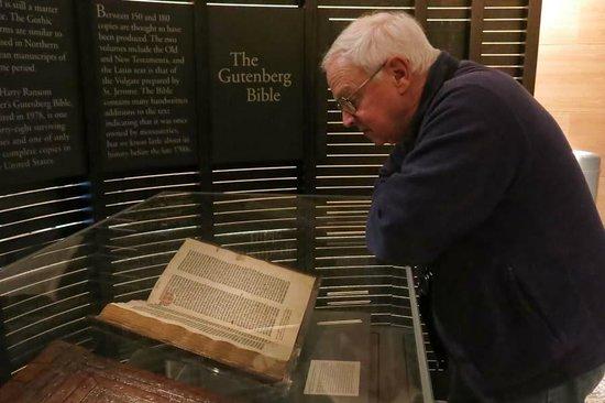 Harry Ransom Center: Gutenberg Bible