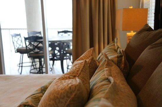 Silver Shells Beach Resort & Spa: St Maarten Unit 808 at Silver Shells Master Bedroom