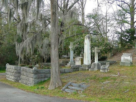 Oakdale Cemetery Wilmington Nc Map.Typical Headstones Picture Of Wilmington Oakdale Cemetery