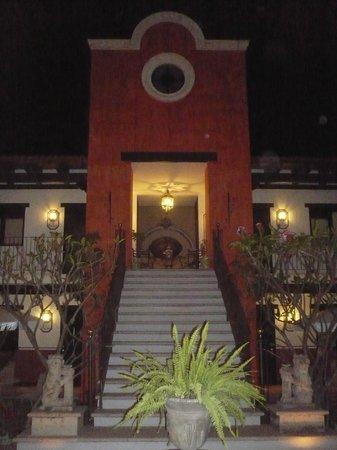 Hacienda La Magdalena Boutique Hotel : Detalles de la decoracion..