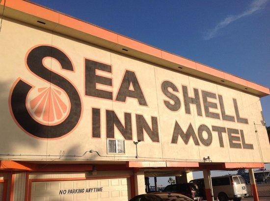 Sea Shell Inn Motel: Front